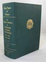 Public Papers of Governor Thomas Chittenden, TheWilliams (Edited), John A. - Product Image