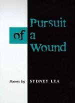 Pursuit of a Wound: POEMSLea, Sydney - Product Image