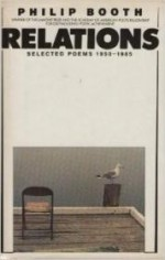 Relations: Selected Poems 1950-1985by: Booth, Philip - Product Image