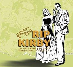 Rip Kirby Volume 2by: Raymond, Alex - Product Image