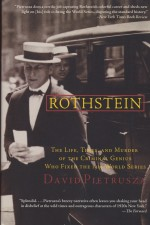 Rothstein: The Life Times & Murder of the Criminal Genius Who Fixed the 1919 World Seriesby: Pietrusza, David - Product Image
