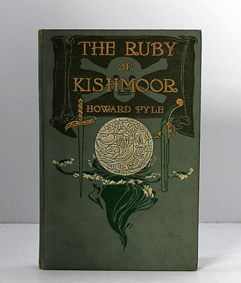 Ruby of Kishmoor, Theby: Pyle, Howard - Product Image