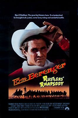 Rustlers' Rhapsody (MOVIE POSTER)N/A - Product Image