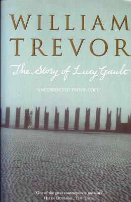 STORY OF LUCY GAULT, THE by: TREVOR, WILLIAM - Product Image