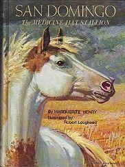 San Domingo: The Medicine Hat Stallionby: Henry, Marguerite - Product Image