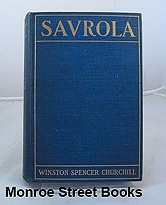 Savrola: A Tale of Revolution in Lauraniaby: Churchill, Winston Spencer - Product Image