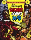 Secret Agent X-9: Pirates, Missiles and Action (6/16/69-5/2/70) Dragon Lady Press No. 6by: Williamson, Al - Product Image