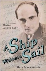 Ship Without A Sail, A : The Life of Lorenz Hartby: Marmorstein, Gary - Product Image