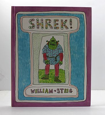 Shrek!by: Steig, William - Product Image