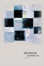 Skyspeak: Poemsby: Levi, Jan Heller - Product Image