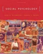 Social Psychologyby: DeLamater, John D. - Product Image