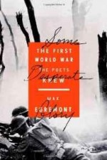 Some Desperate Glory: The First World War the Poets KnewEgremont, Max - Product Image