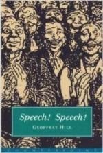 Speech! Speech!by: Hill, Geoffrey - Product Image