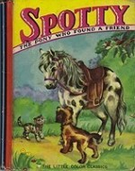 Spotty: The Pony Who Found a Friendby: Cooke, G.A. - Product Image