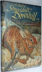 Starlit Somersault Downhill, AWillard, Nancy/Jerry Pinkney, Illust. by: Jerry Pinkney - Product Image