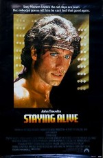 Staying Alive (MOVIE POSTER)N/A - Product Image