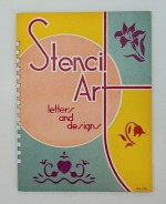 Stencil-Art - Letters and Designs - No. 252Stencil-Art Publishing Company - Product Image