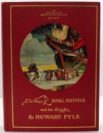 Story of King Arthur and His Knights, Theby: Pyle, Howard - Product Image