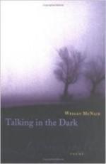 Talking in the Dark: Poemsby: McNair, Wesley - Product Image