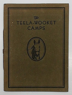 Teela-Wooket Camps, Theby: Roys, C.A  - Product Image