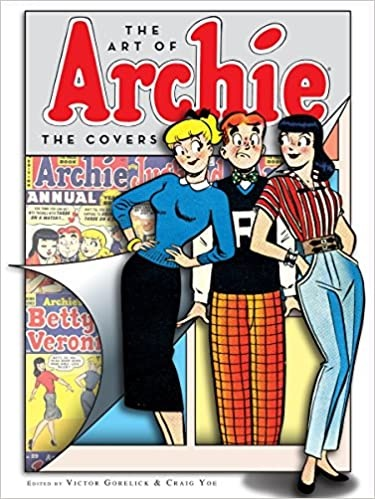 The Art of Archie: The Coversby: Gorelick, Victor - Product Image