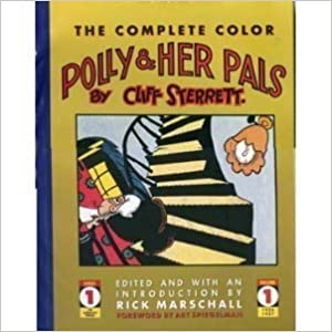 The Complete Color Polly & Her Pals: Series 1 - The Surrealist Periodby: Sterrett, Cliff and Rick Marschall (Ed.) - Product Image
