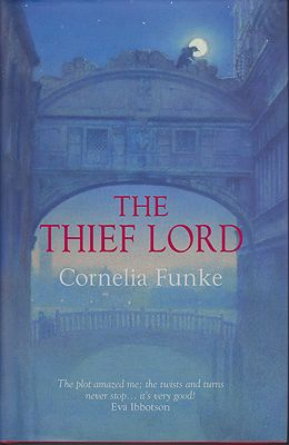 Thief Lord, The (SIGNED)by: Funke, Cornelia - Product Image