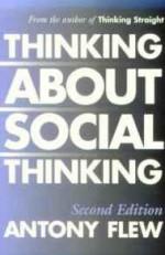 Thinking about Social ThinkingFlew, Antony G. - Product Image