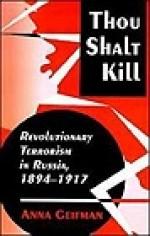 Thou Shalt KillGeifman, Anna - Product Image