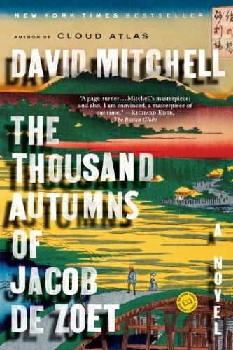 Thousand Autumns of Jacob De Zoet, The by: Mitchell, David - Product Image