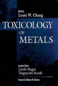 Toxicology of Metalsby: Chang, Louis W. - Product Image