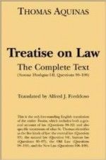 Treatise on Law: The Complete Textby: Aquinas, Thomas - Product Image