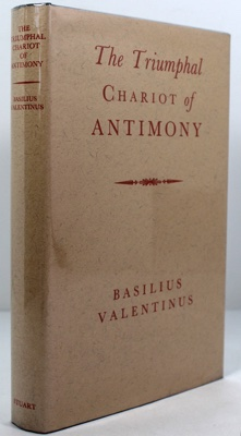 Triumphal Chariot of Antimony, Theby: Valentinus, Basilius - Product Image