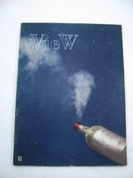 View - The Modern Magazine - Marcel Duchamp Number - Series V, No. 1 - March, 1945Ford (Editor), Charles Henri/Parker Tyler, Illust. by: Marcel Duchamp - Product Image
