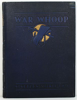 War Whoop: Nineteen Thirty-Two: Norwich Universityby: Norwich University - Product Image