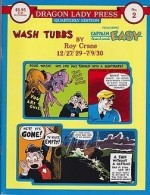 Wash Tubbs featuring Captain Easy No. 2: 12/27/29-7/9/30by: Crane, Roy - Product Image