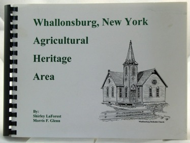 Whallonsburg, New York Agricultural Heritage Area by: LaForest, Shirley  - Product Image