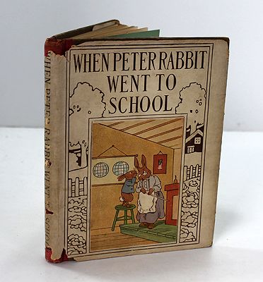 When Peter Rabbit Went to Schoolby: Almond, Linda Stevens - Product Image