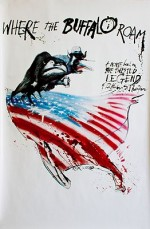 Where the Buffalo Roam (MOVIE POSTER)Steadman, Ralph, Illust. by: Ralph  Steadman - Product Image