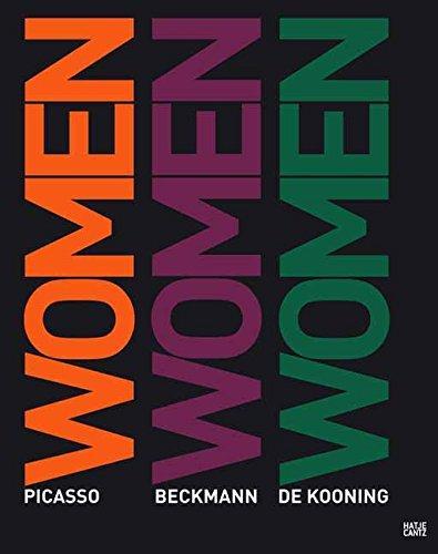 Women: Pablo Picasso, Max Beckmann, Willem de Kooningby: Bronfen, Elisabeth - Product Image