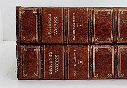 Works of Charles Dickens: Martin Chuzzlewit (2 Vols.)by: Dickens, Charles  - Product Image