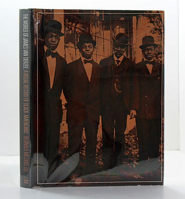 World of James Van Derzee: A Visual Record of Black Americans, Theby: McGhee, Reginald - Product Image