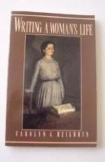 Writing a Woman's Lifeby: Heilbrun, Carolyn G. - Product Image