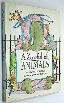 Zooful of Animals, Aby: Cole, William/Lynn Munsinger - Product Image