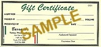 Browsing is Arousing  $25 Gift Certificate - Product Image